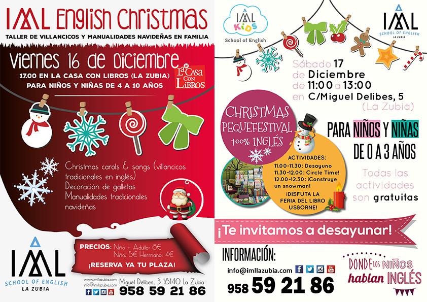 Talleres 100 En Ingles Para Ninos Una Navidad En Familia
