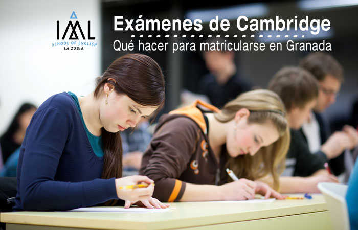 examen-cambridge-matricula-granada