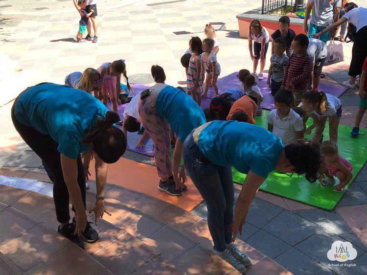 Presentación de la escuela de verano 100% en inglés de IML la Zubia