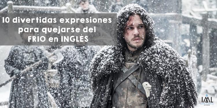 10 Divertidas Expresiones Para Quejarse Del Frío En Inglés